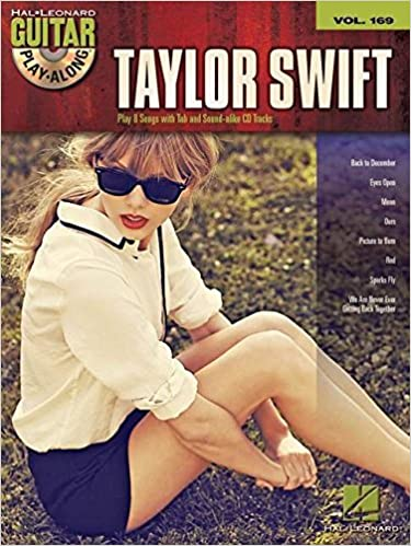 Libri scaricabili gratuitamente per Android Taylor Swift: Guitar Play-Along Volume 169 1480321613 in Italian PDF iBook