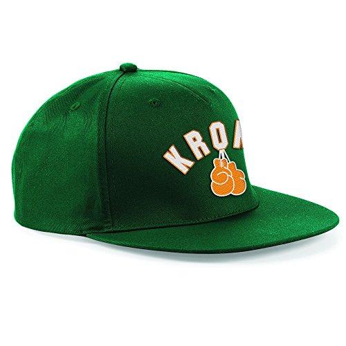 boxeo plana Verde de béisbol de guantes Kronk de SnapBack visera pwqfZqHx