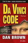 Da Vinci Code par Brown