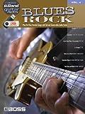 BLUES ROCK - GUITAR PLAY-ALONG VOLUME 4 (ROLAND EBAND     CUSTOM BOOK WITH USB STICK)