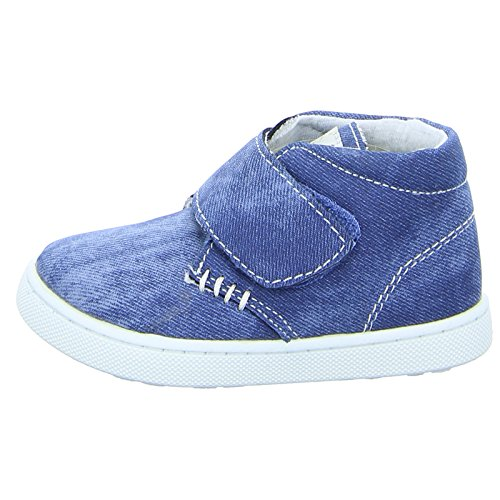 Esprit 017EKKW023 Kinder Halbschuh Sneaker Klettverschluss Blue (Teal Blue)  ...