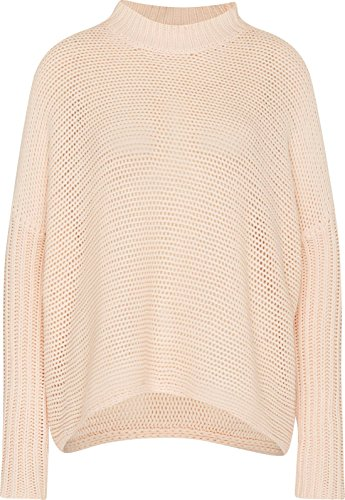 Noisy May Vera - suéter Mujer Pink (Pale Peach)