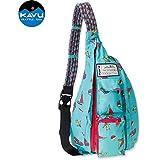 KAVU カブー Rope Pack ロープパック 〔 BAG 2017SS 〕 (574-AquaWingman):19810562