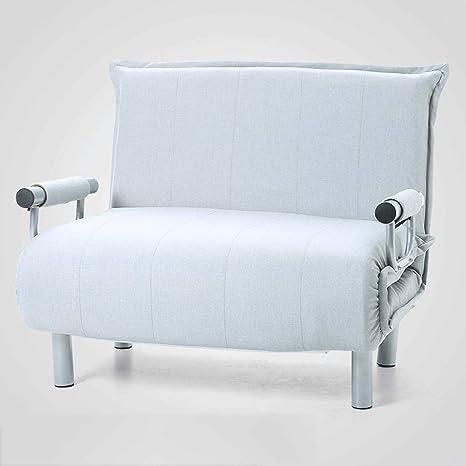 Amazon.com: ZXUE Sofá cama plegable doble uso multifunción ...