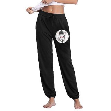670a8e3090e5b Eminem Killshot Scope Women Cotton Classic Sport Pants at Amazon ...