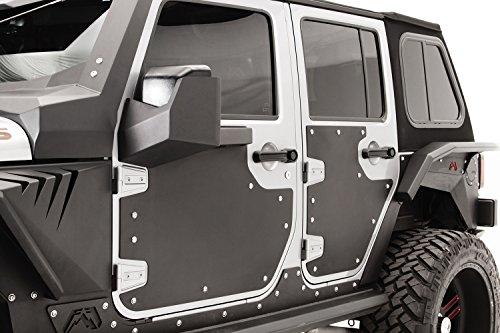Fab Fours Jeep - 8