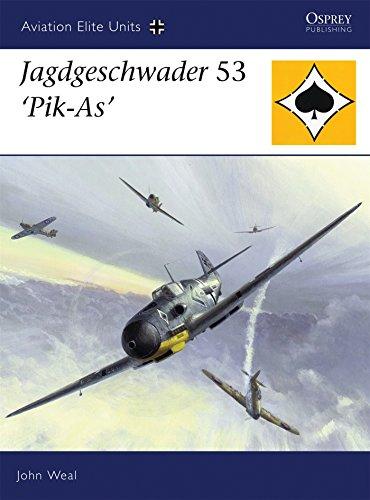 - Jagdgeschwader 53 'Pik-As' (Aviation Elite Units)