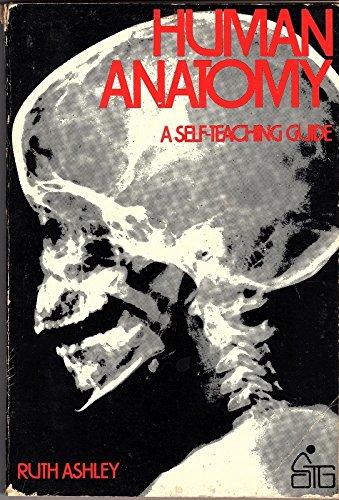 Human Anatomy: A Self-Teaching Guide (Wiley Self-Teaching Guides)