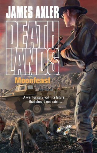 book cover of Moonfeast
