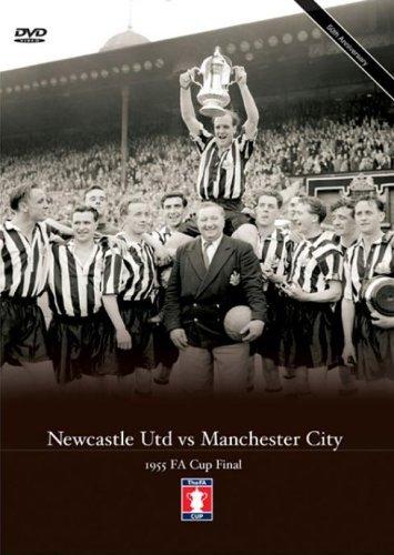 1955 FA Cup Final Newcastle United v Manchester City [DVD] B01I0767E2