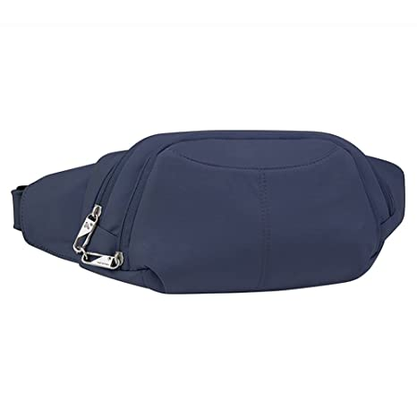 hot sale best cheap picked up Amazon.com : By-Travelon Mens Fanny Pack, Slim Blocking ...