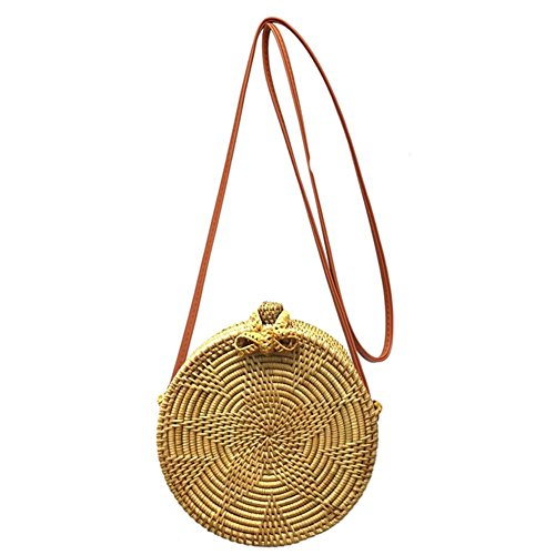 Circle Bag Bolso Hombro F Bag para al Circle Mujer Broadroot F fRZqHT87T