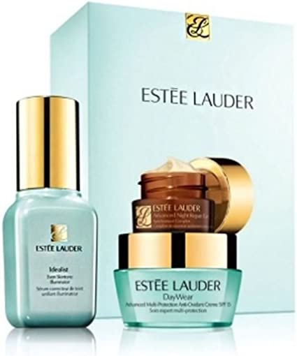 ESTUCHE ESTEE LAUDER IDEALIST SERUM ILUMINADOR 30 ML + REGALO: Amazon.es: Belleza