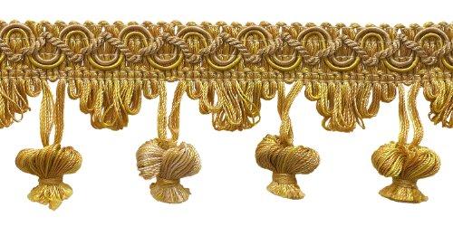 DÉCOPRO 5 Yard Value Pack Antique Gold 2