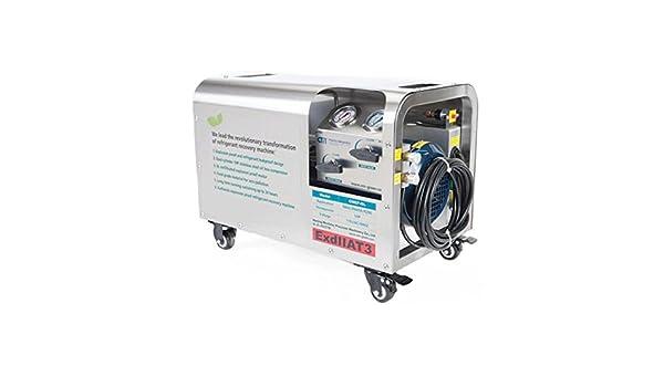 Amazon.com: HFS (R CMEP-OL Oil-Less Explosion Proof Recovery Pump - Version 3: Automotive