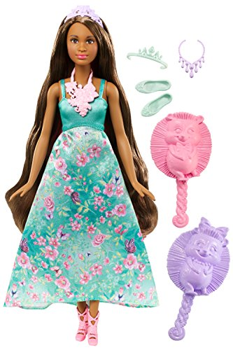 Barbie Dreamtopia Color Stylin' Princess Doll