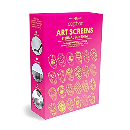 Young Nails Art Screen, Midnight Rose Young Nails Inc