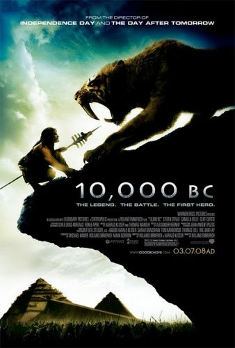 10,000 BC - Original Movie Poster (Size: 27