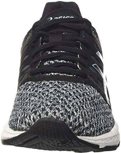 Asics Women's Gel-Exalt 4 Training Shoes Black (Black/Dark Grey/Porcelain Blue 9095) 8M4mbIJ1TW