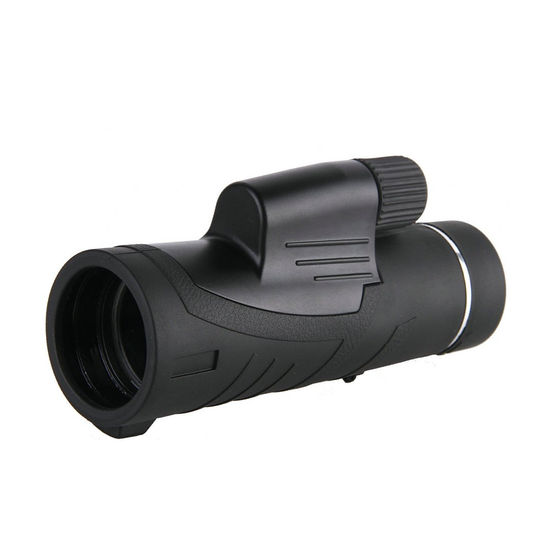 Waterproof Frogproof Monocular Telescope Night Vision with Wide-angle Optics Zoom Lens for hunting, golf, camping, hiking, bird watching (10x42) by Brinonac