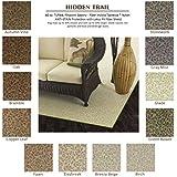 3 x5  Autumn Vine - HIDDEN TRAIL - Custom Carpet Area Rug - 40 Oz. Tufted, Pinpoint Saxony - Nylon by Milliken...