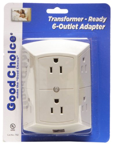 Adapter Spaced Outlets - 7