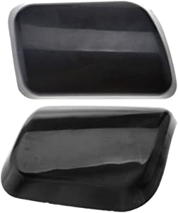 Micro Trader Headlight Washer Jet Cover Compatible with Volvo XC90 02-06