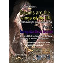 Dreams are the wings of my life - Part 3: Soaring above African Savannah (English Edition)