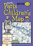 Guy Fox Paris Children's Map