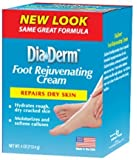 DiaDerm Foot Rejuvenating Cream, Blue, 4 Ounce by DiaDerm