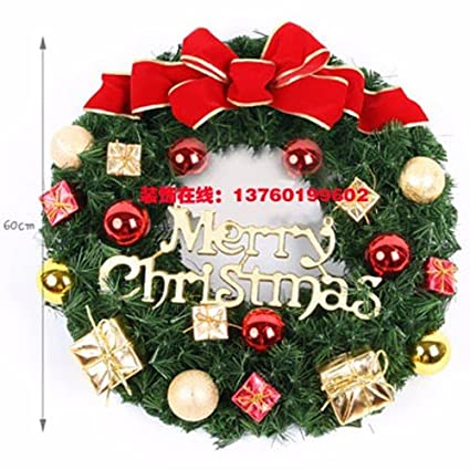 christmas garland for stairs fireplaces christmas garland decoration xmas festive wreath garland with christmas wreath christmas - Fireplace Christmas Decorations Amazon