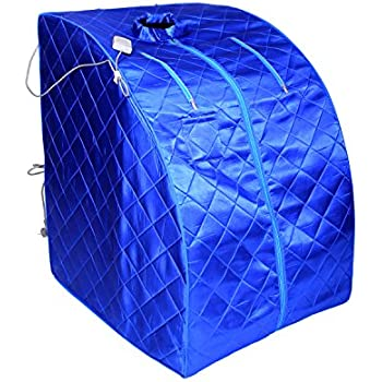 Amazon Com Aleko Pin11bl Personal Folding Portable Home