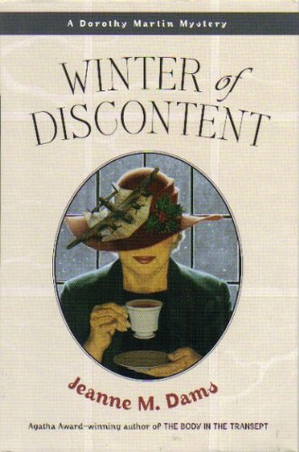 Winter of Discontent (Dorothy Martin Mysteries, No. 9) pdf