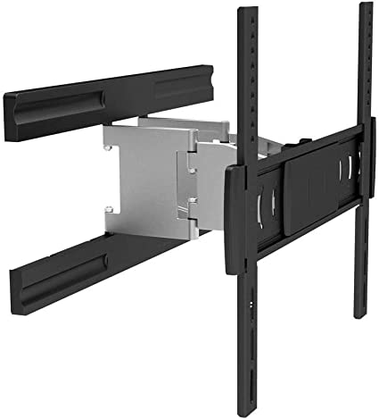 """UL Certified Monoprice Full Motion TV Wall Mount for Most 32/"""" ~ 55/"""" Flat Panels"""