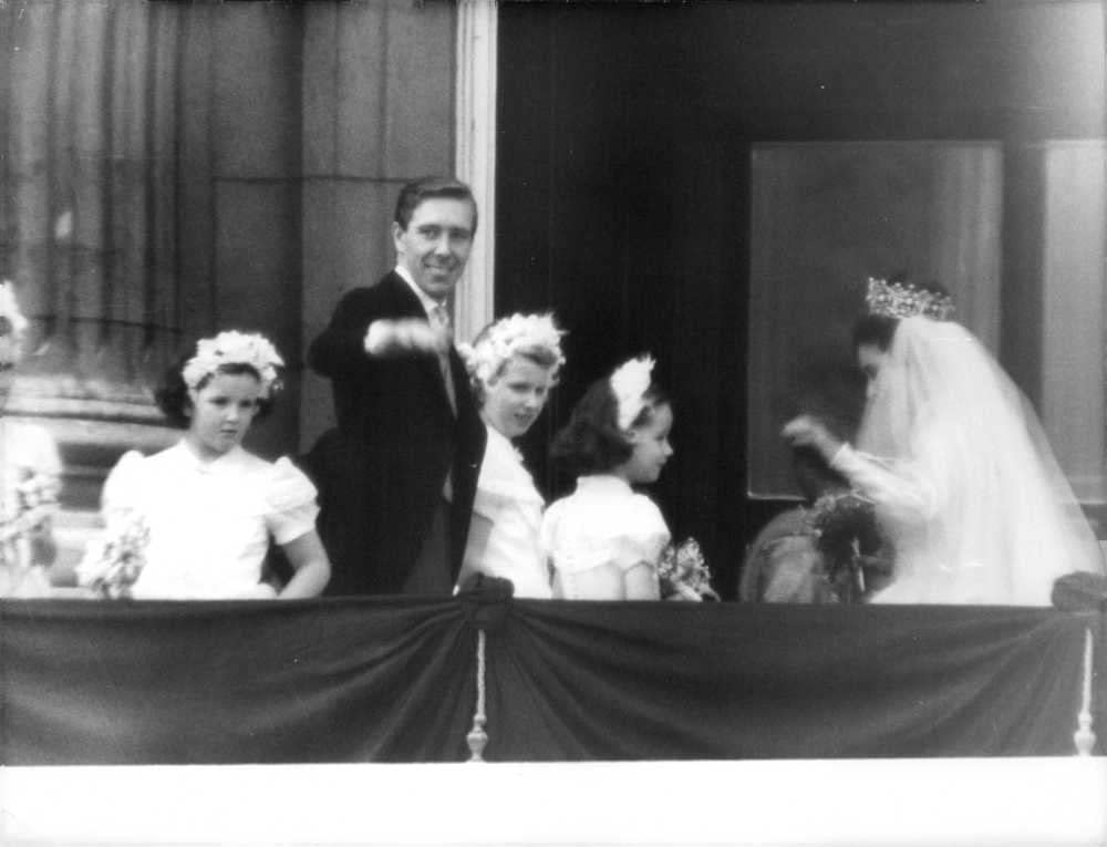 Amazon Com Vintage Photo Of Princess Margaret Waving At The Crowd