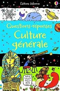 Questions-réponses Culture générale par Sam Smith