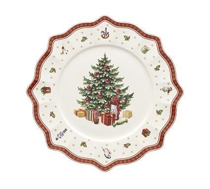 Villeroy E Boch Piatti.Amazon Com Villeroy Boch Toy S Delight Buffet Plate Platters