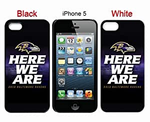 NFL Iphone 5 Case Iphone 5s Cases Baltimore Ravens 19