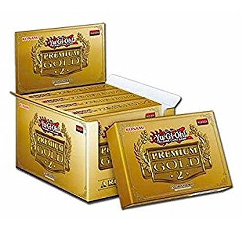 Yu-Gi-Oh Premium Gold: Return of the Bling Display Box