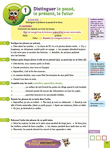 Collection Chouette - Francais: Francais Ce1 (French Edition): 9782218995620: Amazon.com: Books