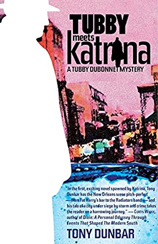 book cover of Tubby Meets Katrina
