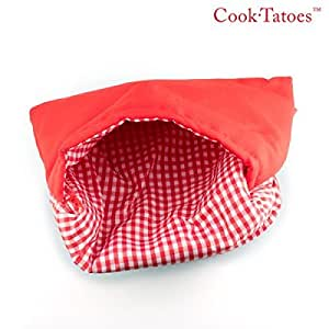 Cook Tatoes Microwave Potato Bag by Cook Tatoes Microwave Potato Bag