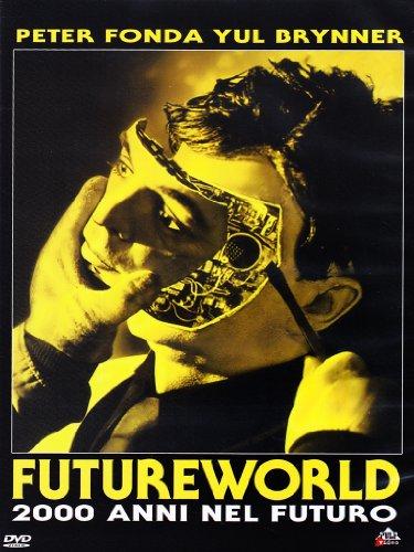 futureworld - 2000 anni nel futuro dvd Italian Import