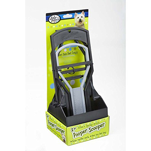 Interpet Limited Four Paws Allens Compact Pooper Scooper (One Size) (Multicolored) Allen Scooper