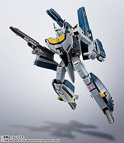 Roy Fokker Special Hi-Metal R VF-1S Strike Valkyrie Macros Bandai