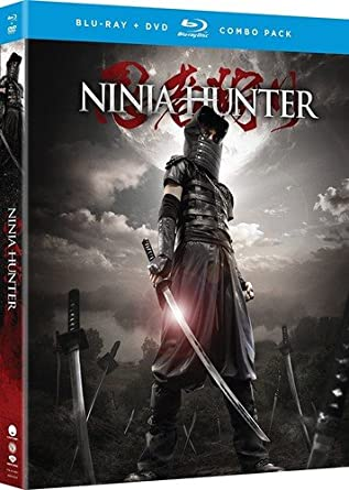 Amazon.com: Ninja Hunter: The Movie [Blu-ray]: Mitsuki Koga ...