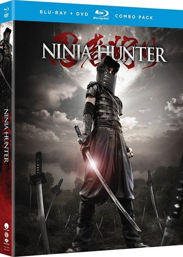 Ninja Hunter: Movie Edizione: Stati Uniti Italia Blu-ray ...