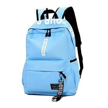 Amazon.com: Mochila escolar para niñas y niños, mochila para ...