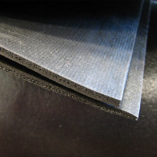 Black Drum Mat 6' X 5' x 1/8'' by CLEVERBRAND INC. (Image #2)