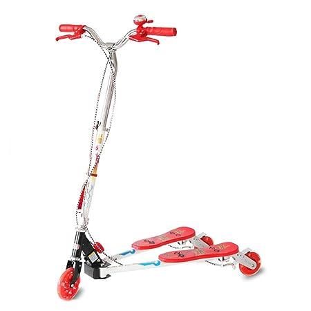 Patinetes clásicos Scooter Plegable para niños pequeños con ...